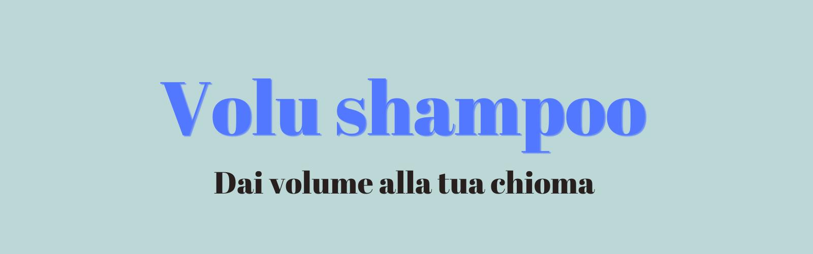 capelli piatti shampoo
